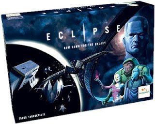 Настольная игра Eclipse в CBG