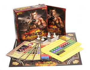 Спартак (Spartacus A Game of Blood & Treachery) купить