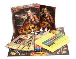 Спартак (Spartacus A Game of Blood & Treachery) купить