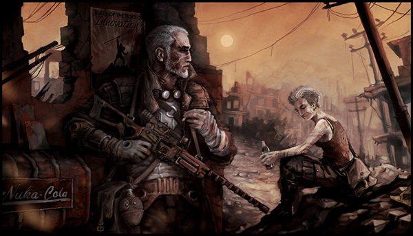 Взгляд на завтра. FalloutRPG.
